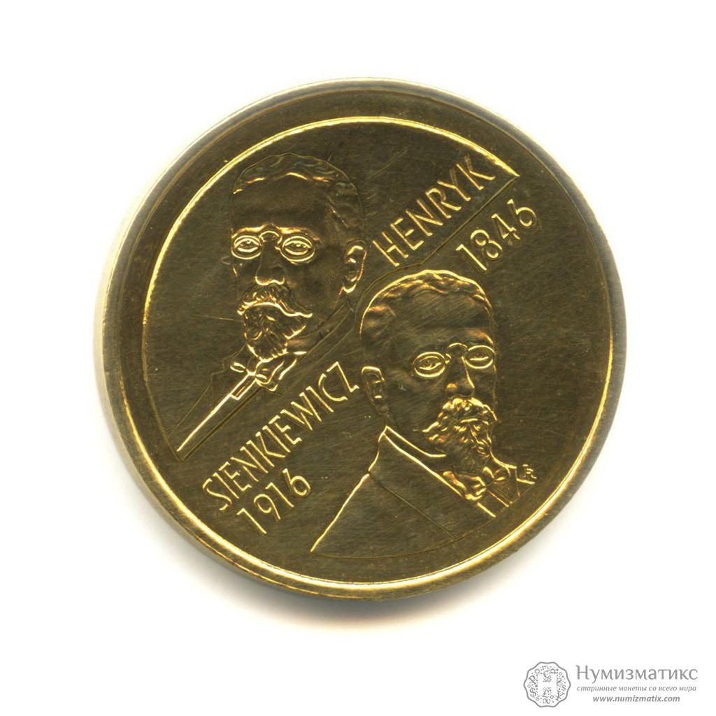 Монета 1996 ztotych 5 долларов 2012 остров кука божия матерь семистрельная